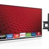 Vizio E-Series 1080p Smart LED HDTV with Wall Mount (Refurbished)
