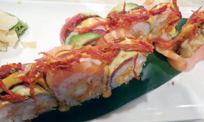 Bushido Asian Restaurant and Bar - Isle of Palms: Hibachi for 2 or 4 or Asian Cuisine for Dine-In or Carry-Out at Bushido Asian Restaurant and Bar (Up to 42% Off)