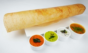Madras Cafe: Indian Food for Two or Four at Madras Cafe (Up to 39% Off)
