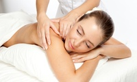 60-Minute Massage Pamper Package at Affinity Beauty Therapy (57% Off)