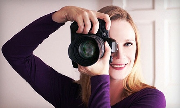 The Visual School of Photography - Multiple Locations: Digital Photography 101 Workshop, Admit One or Two at The Visual School of Photography (Up to 55% Off)