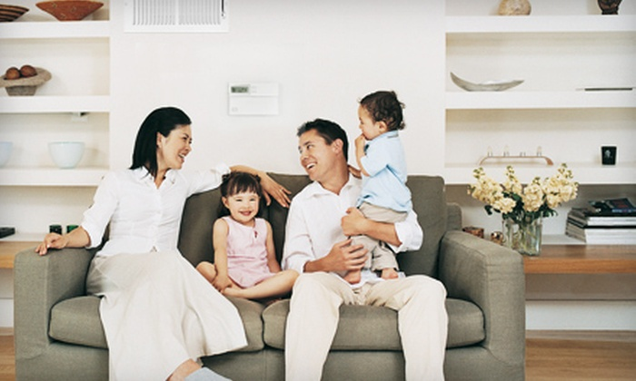 Patterson Heating & Air Conditioning - Sacramento: Furnace Tune-up with Optional Digital-Thermostat from Patterson Heating & Air Conditioning (Up to 72% Off)
