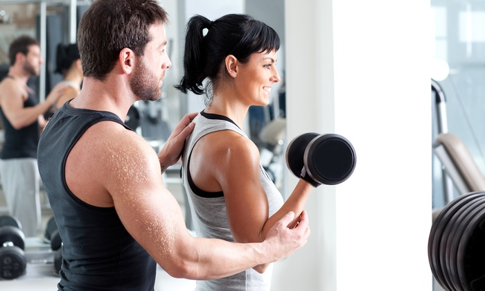 Danville-Fit - Danville: Semi-Private Fitness Programs and Membership Danville-Fit (Up to 72% Off). Four Optional Available