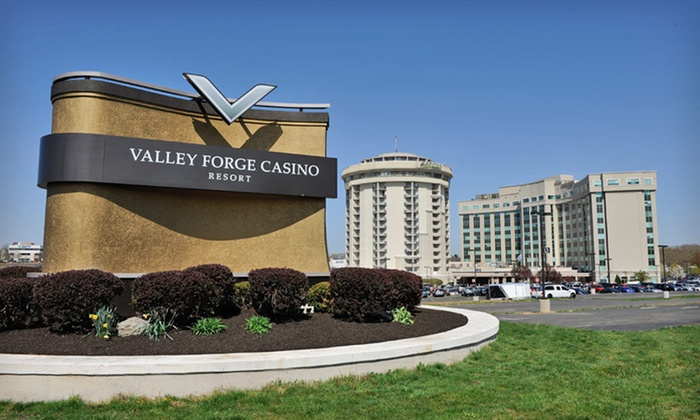 Valley Forge Casino Resort - Valley Forge Casino - Waterford Room: One-Night Stay with Casino and Dining Credit at Valley Forge Casino Resort in King of Prussia, PA