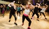 Moore Dancing - Brentwood: Three or Five Cardio Dance Classes at Moore Dancing (Up to 49% Off)