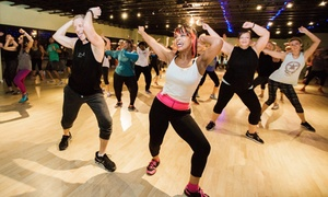 Moore Dancing: Three or Five Cardio Dance Classes at Moore Dancing (Up to 46% Off)