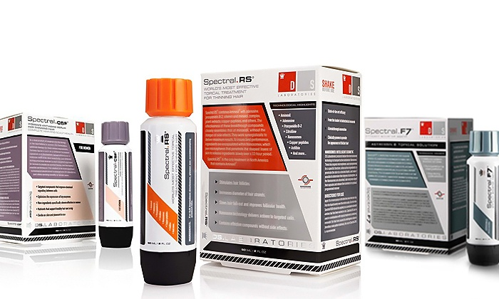K Chula Salon - Wicker Park: Hair-Loss-Prevention Products with In-Store Pickup at K Chula Salon (Up to 50% Off)