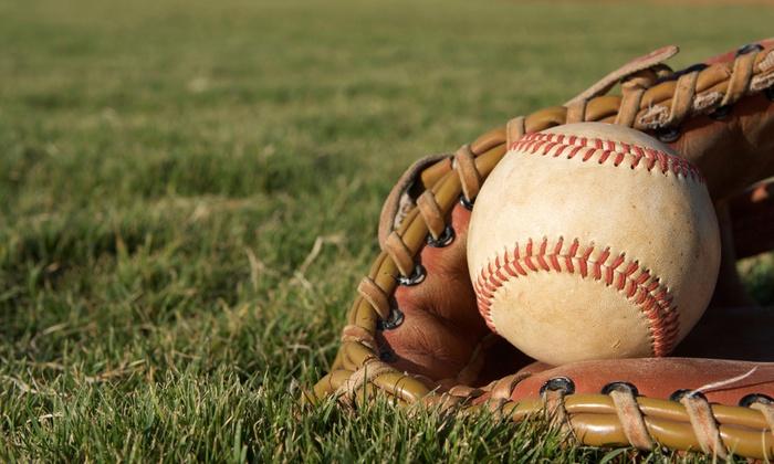 Team Avenue Baseball - Clovis: Camp for Two Kids at Team Avenue Baseball (50% Off). Three Options Available.