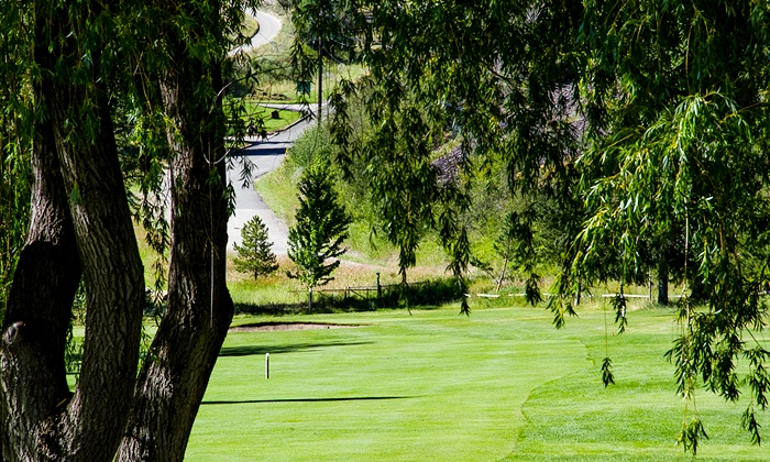Twin Lakes Golf Course - Penticton: C$74 for Golf for 2 with Cart, Range Balls, and Pro-Shop Credit at Twin Lakes Golf Course (C$148 Value)