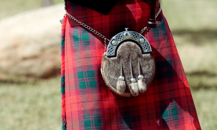 Texas Scottish Festival - Maverick Stadium: Entry for Two or Four to Texas Scottish Festival & Highland Games on May 8 or 10 (Up to 58% Off)