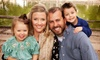 A Shutter in Time Photography - Orange County: $69 for a 60-Minute On-Location Photo-Session Package from A Shutter in Time Photography ($339 Value)