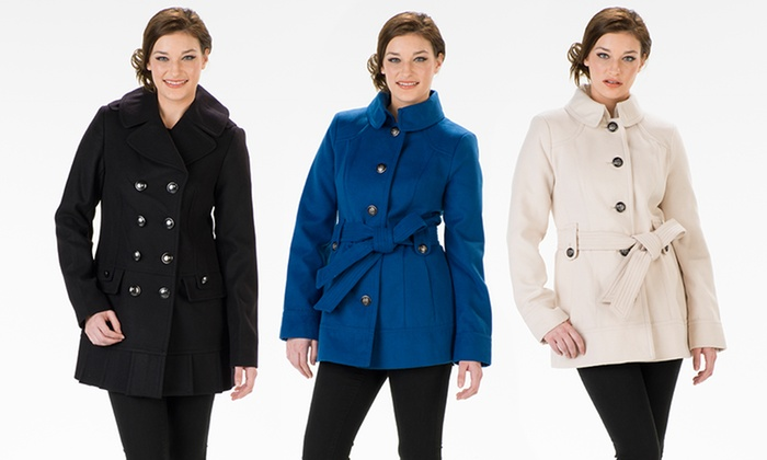 Kensie Women's Coats: Kensie Women's Coats. Multiple Styles Available. Free Shipping and Returns.