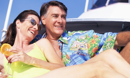 Speed-Boat Rental Mornings or Monday–Friday, or 1-Year Membership from Best Boat Club and Rentals (Up to 55% Off)