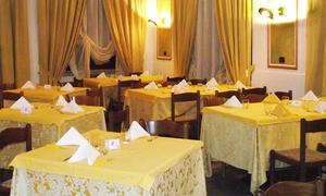 Ristorante della Posta: Menu di carne con 3 portate e vino per 2, 4 o 6 persone da Ristorante della posta, vicino Asti (sconto fino a 67%)