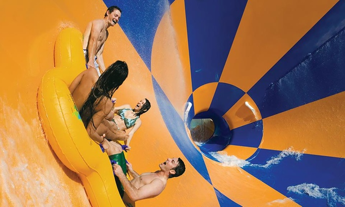 Wet'n'Wild Las Vegas - Las Vegas: General Admission to Wet'n'Wild Las Vegas with Barbecue Meal on July 4, 5, or 6 (Up to 40% Off)