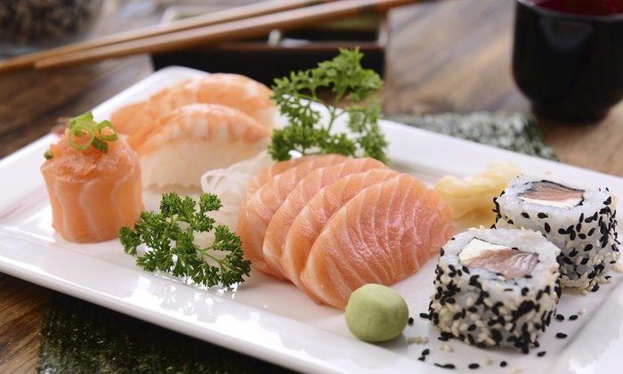 OKA Asian Fusion and Sushi - Lancaster: Up to 40% Off Asian Cuisine & Sushi at OKA Asian Fusion and Sushi