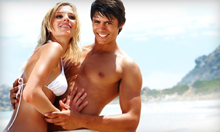 Planet Beach - Wesley Chapel: One Month of Unlimited UV Tanning or One Week of Unlimited UV Tanning and Spa Services at Planet Beach (Up to 97% Off)