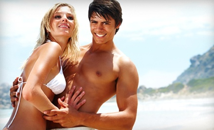 One Month of Unlimited UV Tanning or One Week of Unlimited UV Tanning and Spa Services at Planet Beach (Up to 97% Off)