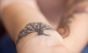 OMearicana Ink: One or Three Hours of Tattoo Services at OMearicana Ink (Up to 56% Off)
