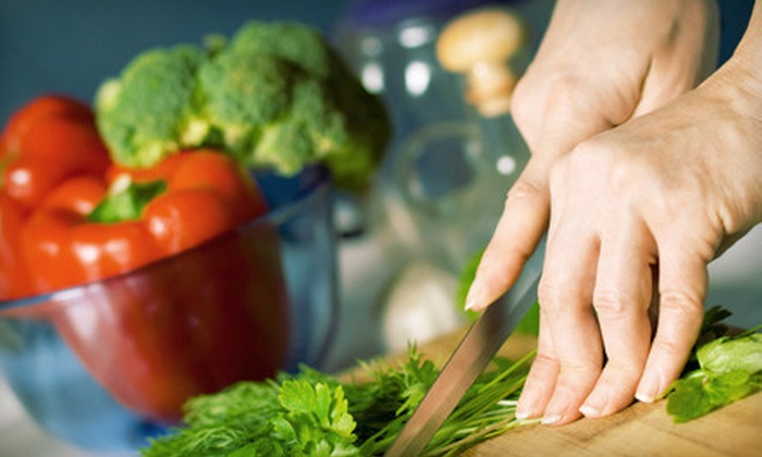 Chef Cornell Coulon - Chantilly: Cooking Class for One or Two from Chef Cornell Coulon in Alexandria (Up to 56% Off)