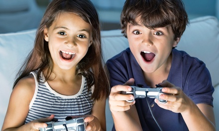 $179 for a Two-Hour Mobile Gaming Party for Kids from Mobile Mayhem ($300 Value)