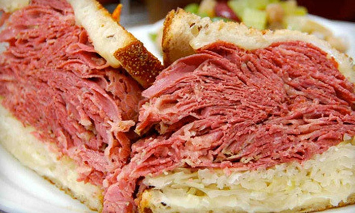 D.Z. Akins - College East: $10 for $20 Worth of Classic Deli Food at D.Z. Akins