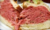 $10 for Classic Deli Food at D.Z. Akins