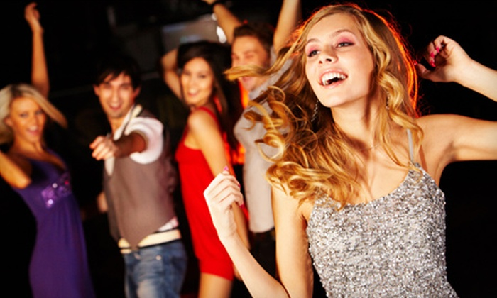 Party Tours Las Vegas - Hard Rock Cafe - The Strip: $59 for a Sightseeing Nightclub Tour with Open-Bar Limo Party-Bus Transportation from Party Tours Las Vegas ($129 Value)