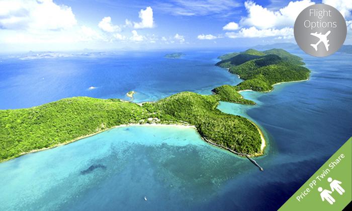 Whitsundays: Three-Night Getaway 0