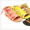 $24.99 for Michael Antonio Decatur Gladiator Sandal
