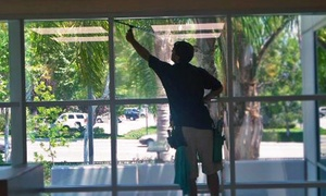 Krystal Clear Window Cleaning: Cleaning for Up to 25 Windows from Krystal Clear Window Cleaning (Up to 51% Off)