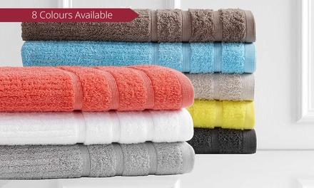 Park Avenue Egyptian Cotton Towel Set: 7Piece Set $39 or 14Piece Set $69 Don't pay up to $239