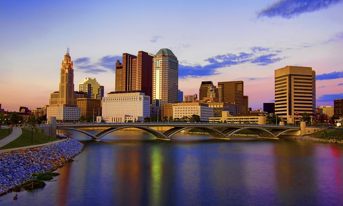 Columbus Historical Society - Franklinton: $39 for a Bus Tour for Two from Columbus Historical Society ($60 value)