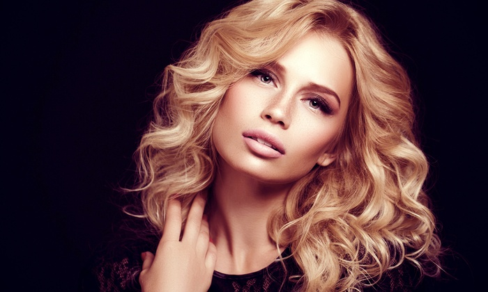 Pure SalonSpa - Fremont: Cut and Style with Optional Partial or Full Highlights at Pure SalonSpa (Up to 52% Off)