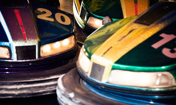 The Fun Station - Tallahassee: $20 for $40 Worth of Go-Karts, Laser Tag, and Mini Golf at The Fun Station