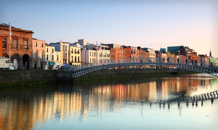 Dublin Vacation with Airfare  - Dublin: Four-Night Dublin Vacation with Travel Dates through March with Roundtrip Airfare from JFK from Sceptre Tours