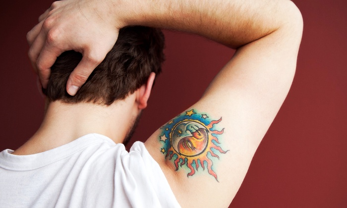 Fountain of Youth Medical Spa - Riverside: Three Laser Tattoo-Removal Sessions for an Area of 3, 6, or 10 Sq. In. at Fountain of Youth Medical Spa (Up to 70% Off)