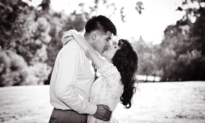 Mae Koo Photography - Inland Empire: 180-Minute Engagement Photo Shoot with Digital Images from Mae Koo Photography (55% Off)
