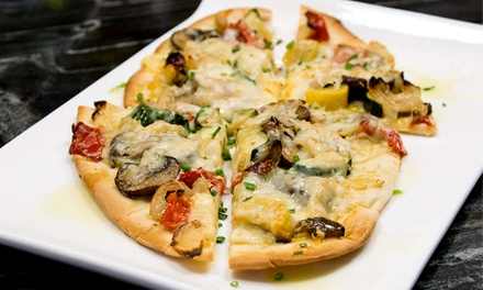 Drinks and Appetizers or Flatbreads for Two, Four, Six, or Eight at BaRed (Up to 52% Off)