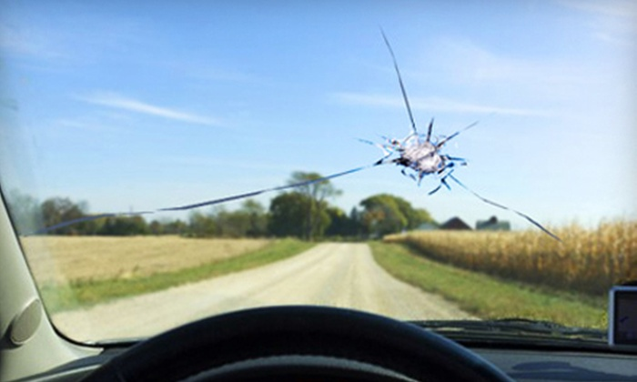 Cascade Auto Glass - Memphis: Three Rock-Chip Repairs or $19 for $100 Toward Insurance Deductible or Windshield Replacement at Cascade Auto Glass