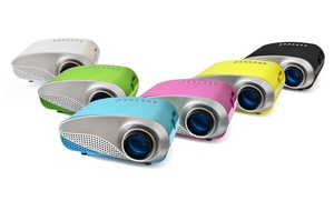 Favi LED Movie and Game Projector for Kids: Favi LED Movie and Game Projector for Kids