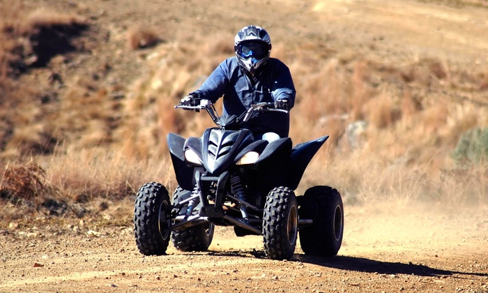 Beaumont Ranch - Grandview: Two-Hour ATV Tours for One, Two, or Four at Beaumont Ranch (Up to 58% Off)