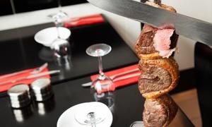 Rodizio Brazil Grill Churrascaria & Wine Bar: £14.99 for All-You-Can-Eat Rodizio For One at Rodizio Brazil Grill Churrascaria & Wine Bar (58% Off)
