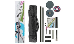 Pro-Fit Portable Fitness Dance Pole Kit