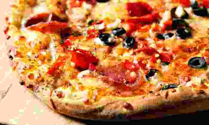 Sebastiano's Pizzeria & Restaurant - Hollywood Hills: Italian Cuisine for Two or Four at Sebastiano's Pizzeria & Restaurant (47% Off)