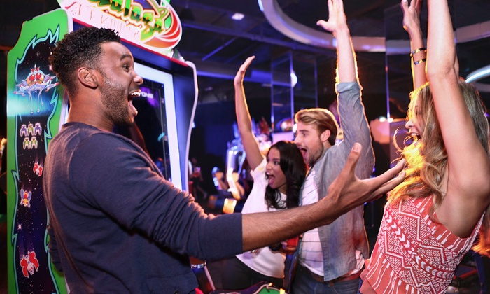 Dave & Buster's - Springfield - Springfield: All-Day Gaming Package for Two, Four, or Six at Dave & Buster's - Springfield (Up to 76% Off)