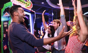 Up to 76% Off Gaming Package at Dave & Buster's - Springfield at Dave & Buster's - Springfield, plus 6.0% Cash Back from Ebates.