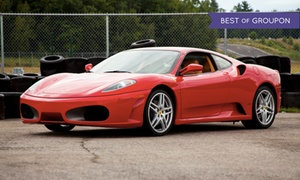 The Motorsport Lab: Ferrari or Lamborghini Driving Experience from The Motorsport Lab (Up to 84% Off). Four Options Available.