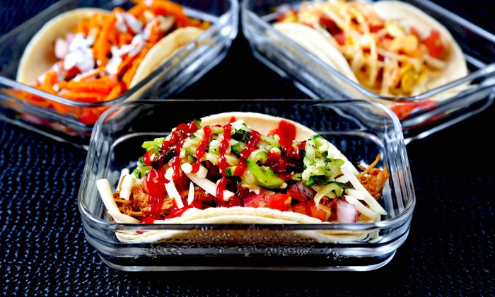 Korilla BBQ - Multiple Locations: Two or Four Groupons, Each Good for $10 Worth of Food Truck Cuisine at Korilla BBQ