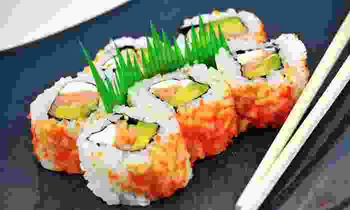 Siam Oishi - Northeast Coconut Grove: $21 for $40 Worth of Thai and Japanese Food at Siam Oishi